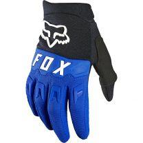 2021 Fox Dirtpaw Hanschuhe blau