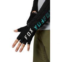 2021 Fox Ranger Gel Halbfinger-Handschuhe schwarz