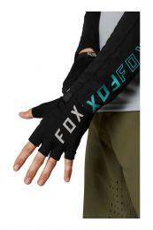 2021 Fox Ranger Gel Halbfinger-Handschuhe Women schwarz