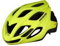2021 Specialized Helm Chamonix hypergrün (mit ANGi kompatibel)