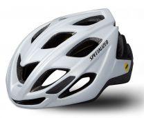 2021 Specialized Helm Chamonix weiß (mit ANGi kompatibel) S/M