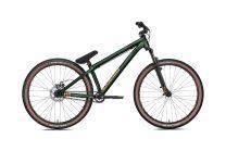 2021 NS Bikes Movement 3 Alloy DJ-Interm. green
