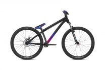 2021 NS Bikes Zircus Pumptrack/Funbike black