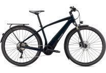 2021 Specialized Turbo Vado 4.0 Forest Green / Black / Liquid Silver