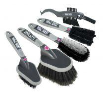 Muc Off 5x Brush Set